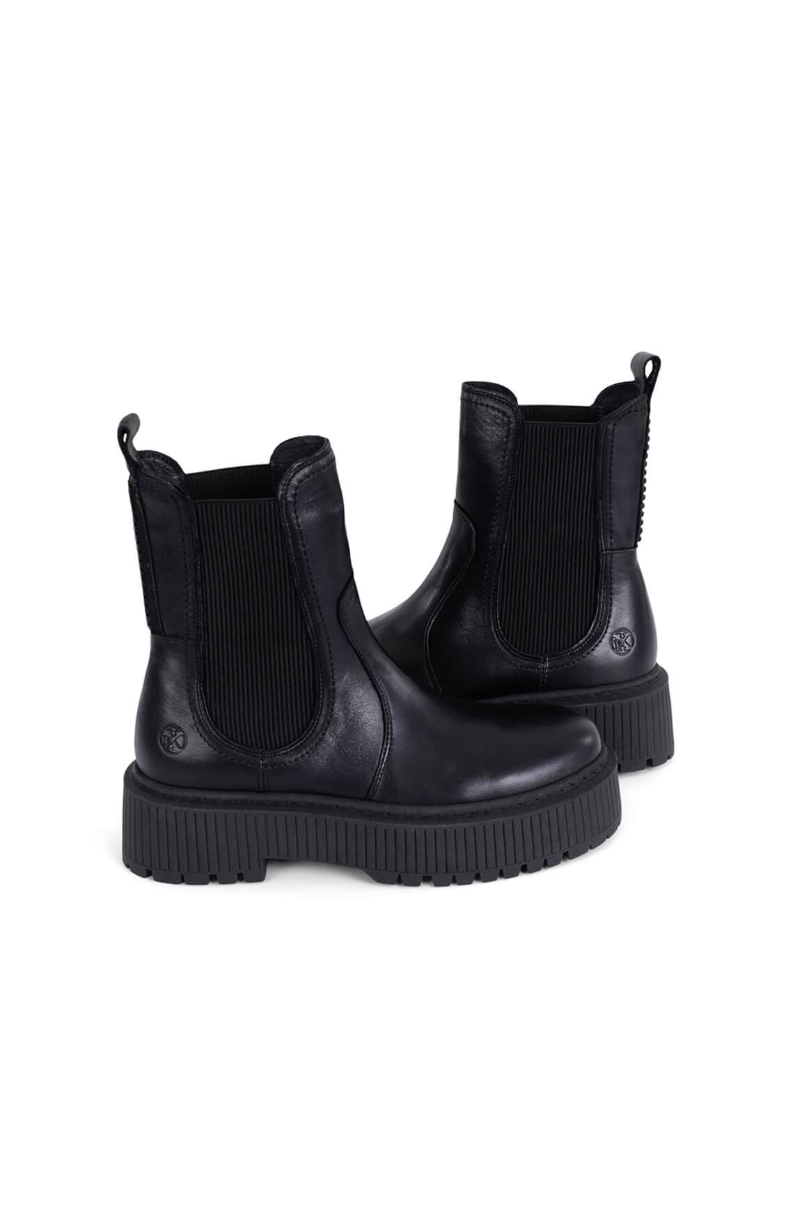 Postxchange Dames Kaia boot Zwart