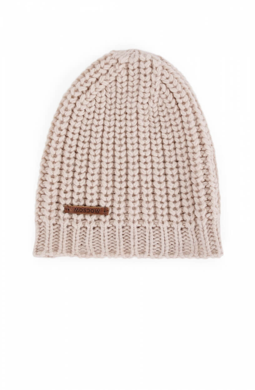 Moscow Dames Beanie Wit