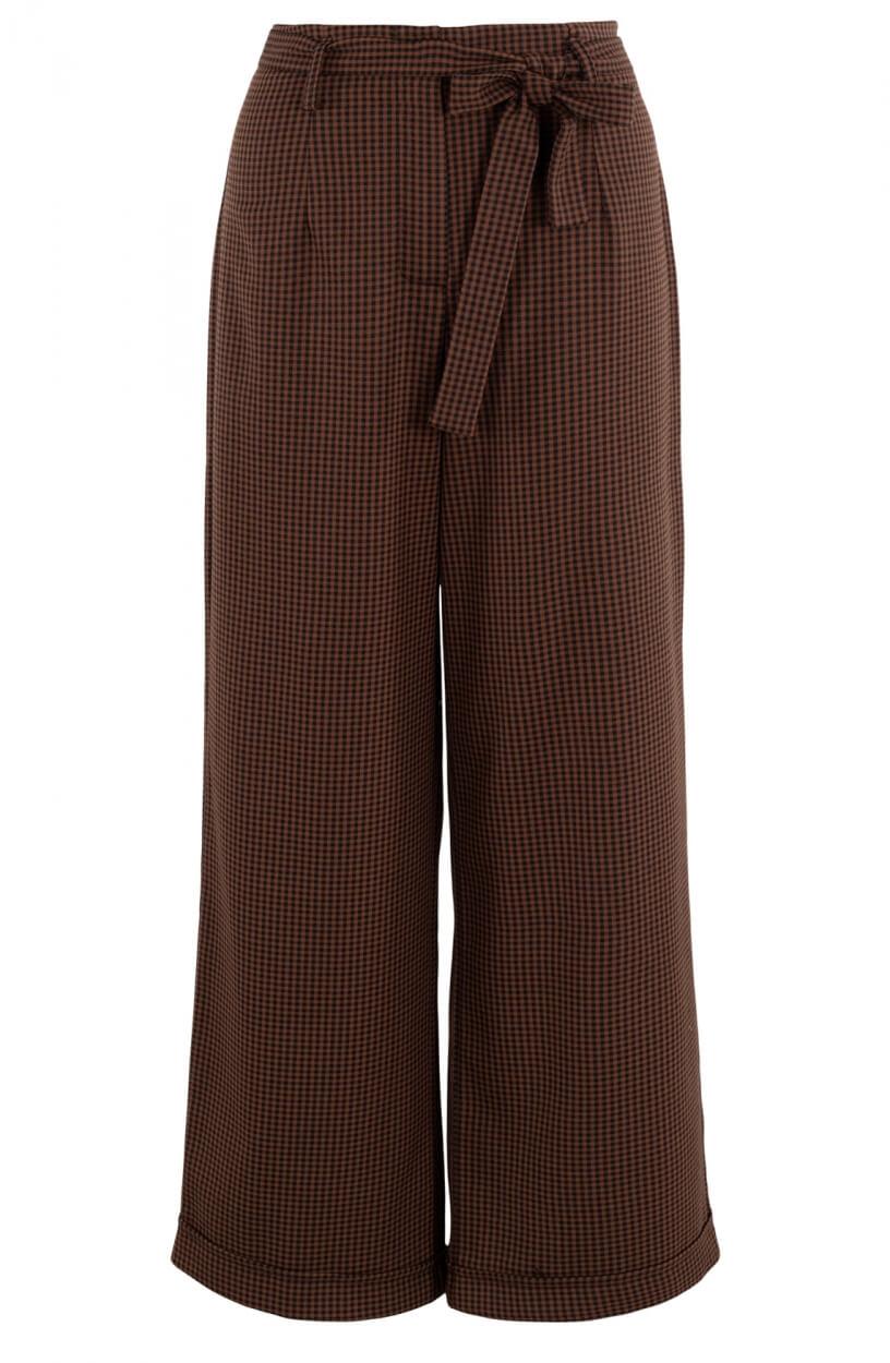 La Fee Maraboutee Dames Fedo pantalon Bruin
