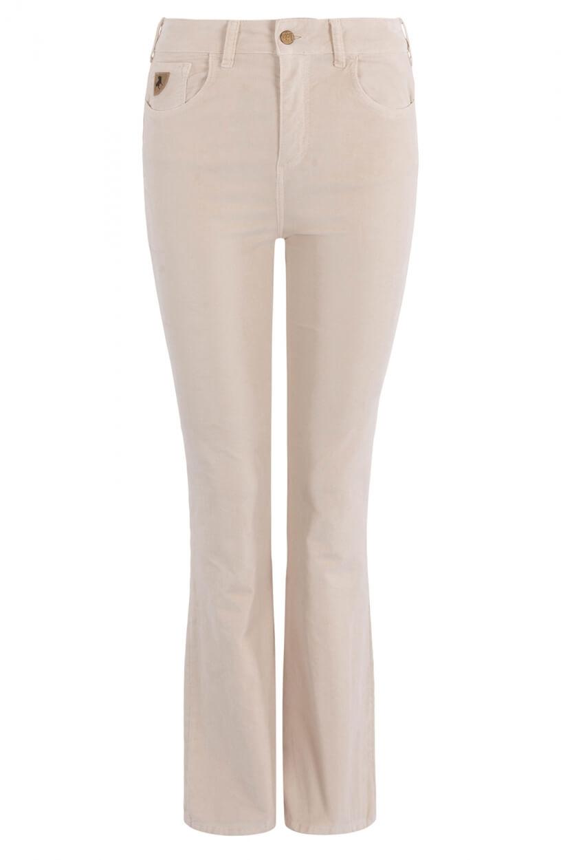 Lois Dames L32 Raval jeans Wit