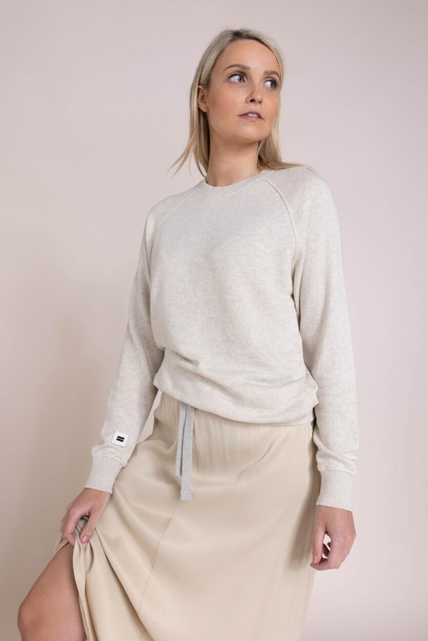 10 Days Dames Icon sweater Grijs