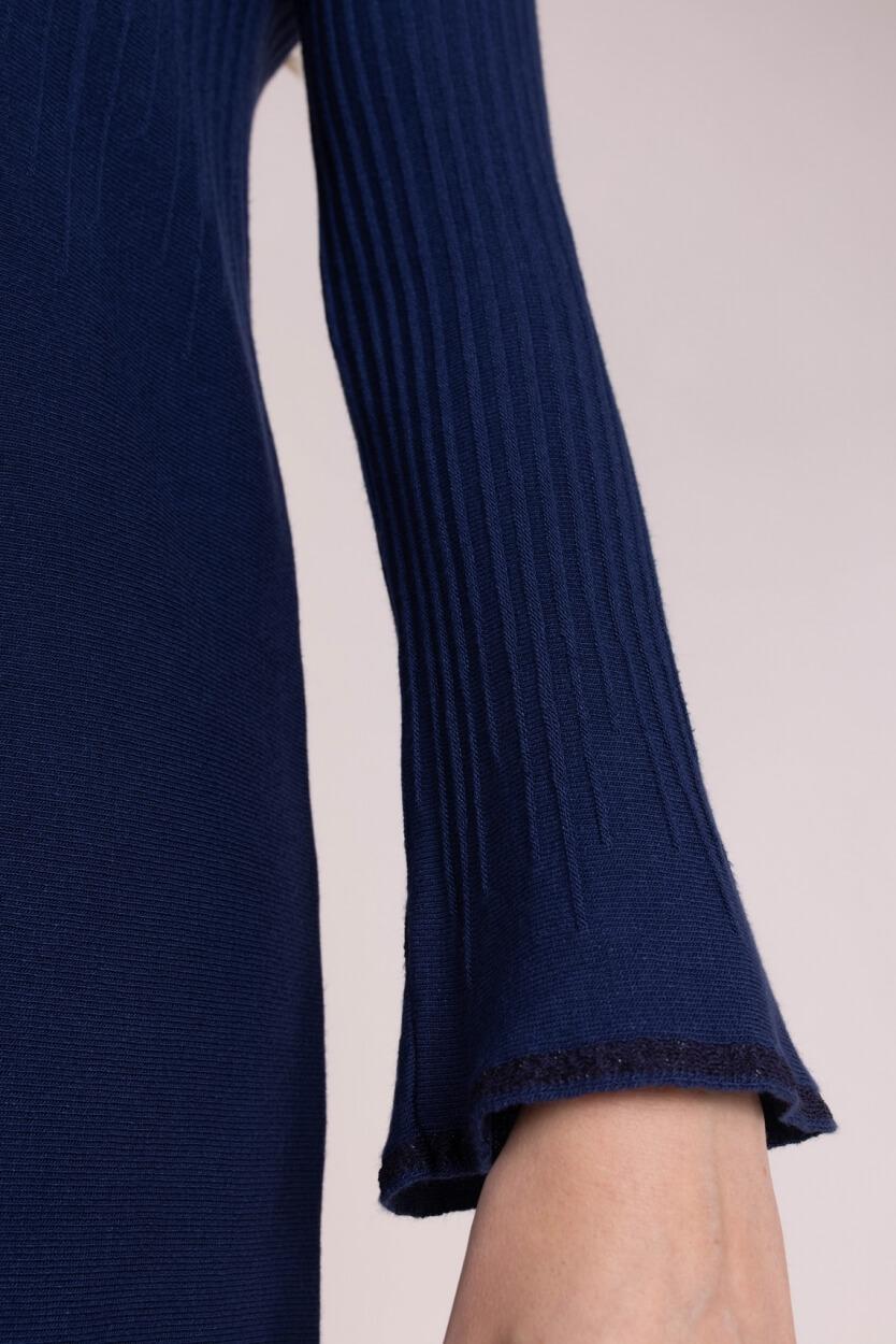 La Fee Maraboutee Dames Felise jurk Blauw