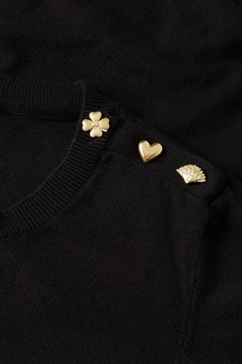Fabienne Chapot Dames Molly trui Zwart