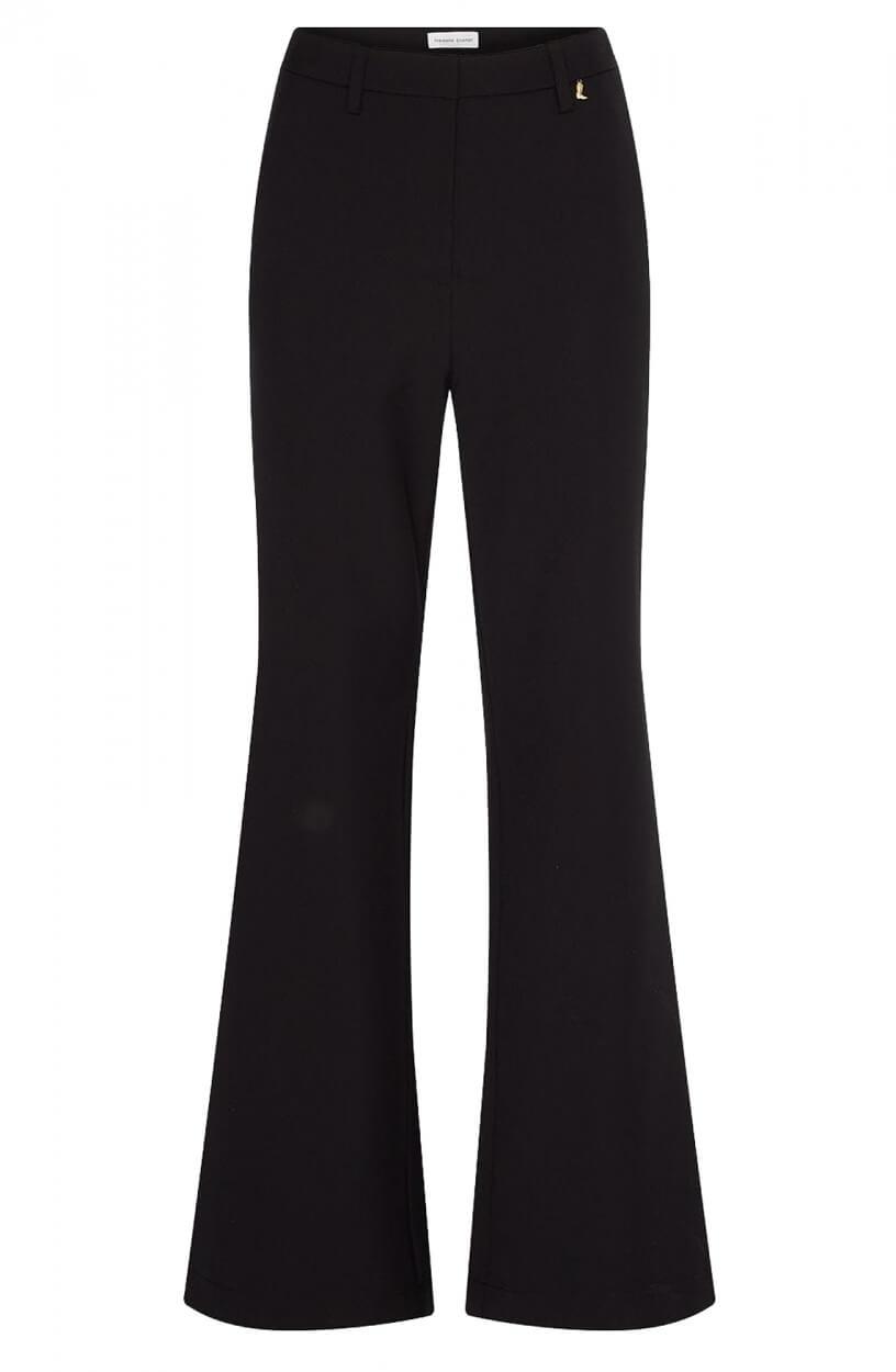 Fabienne Chapot Dames Puck pantalon Zwart