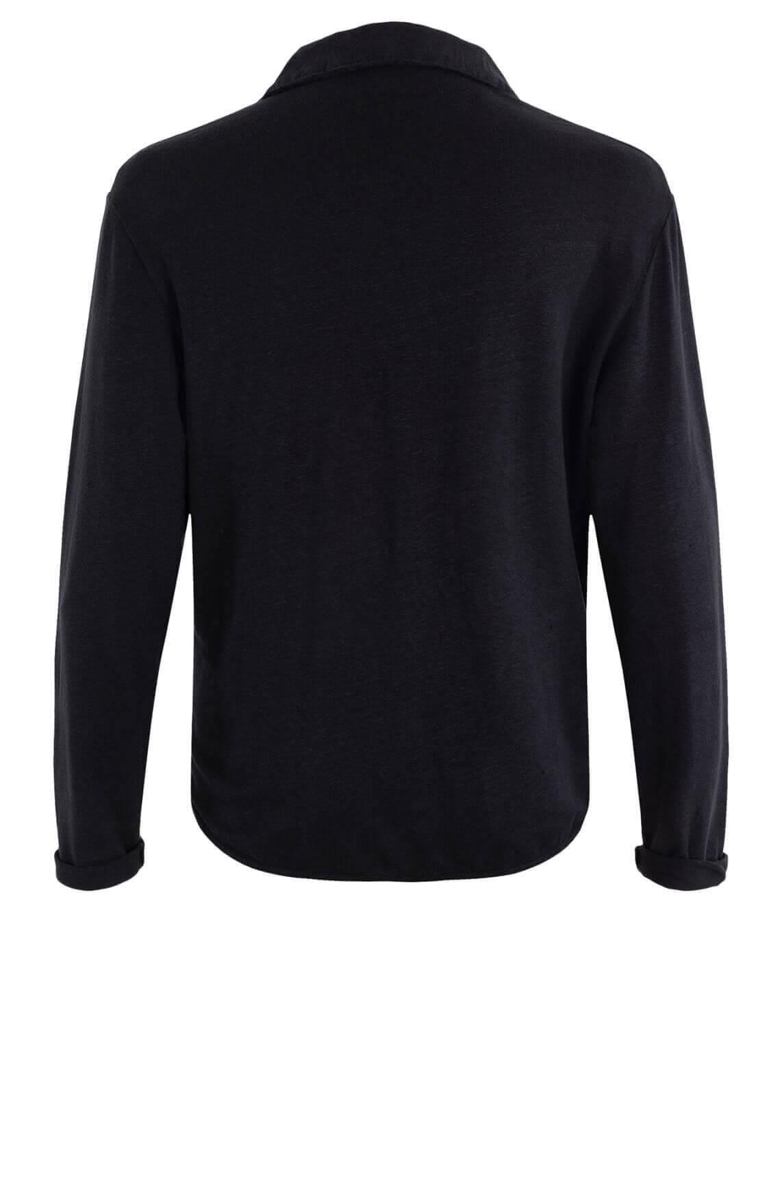 10 Days Dames Polo shirt Zwart