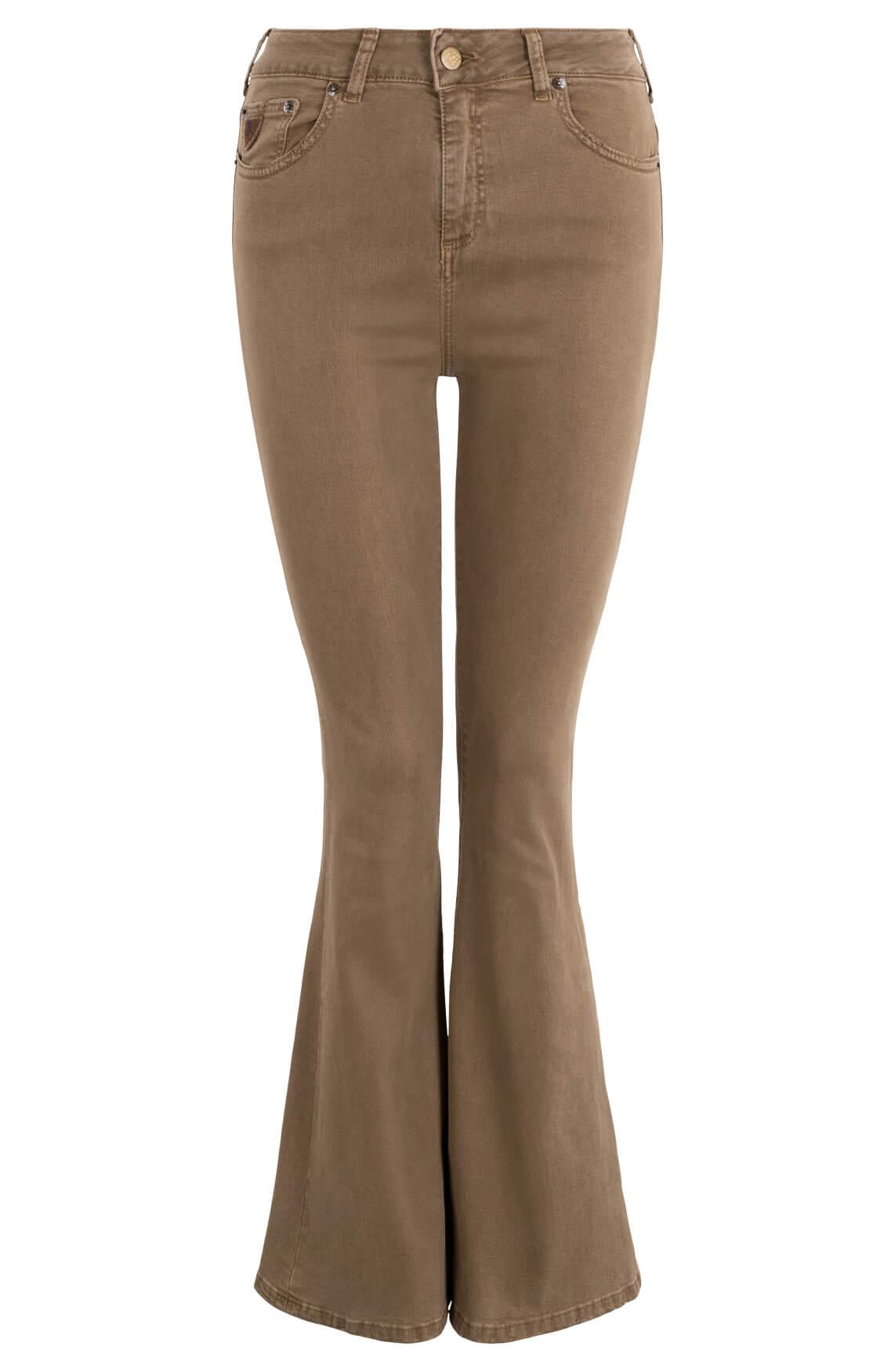 Lois Dames L32 Raval jeans Groen