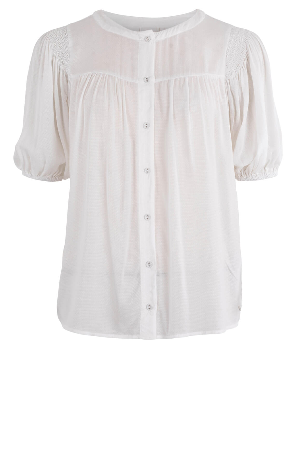 Nümph Dames Nusindy blouse Wit