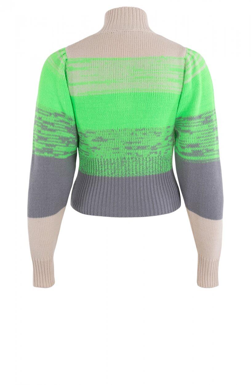 Baum und Pferdgarten Dames Caroleen sweater Groen