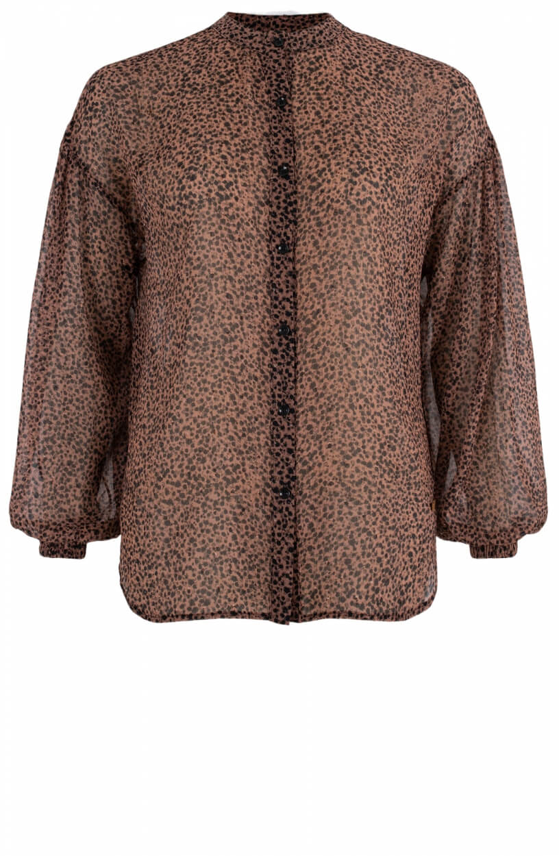Moscow Dames Blouse Lindsey Roze