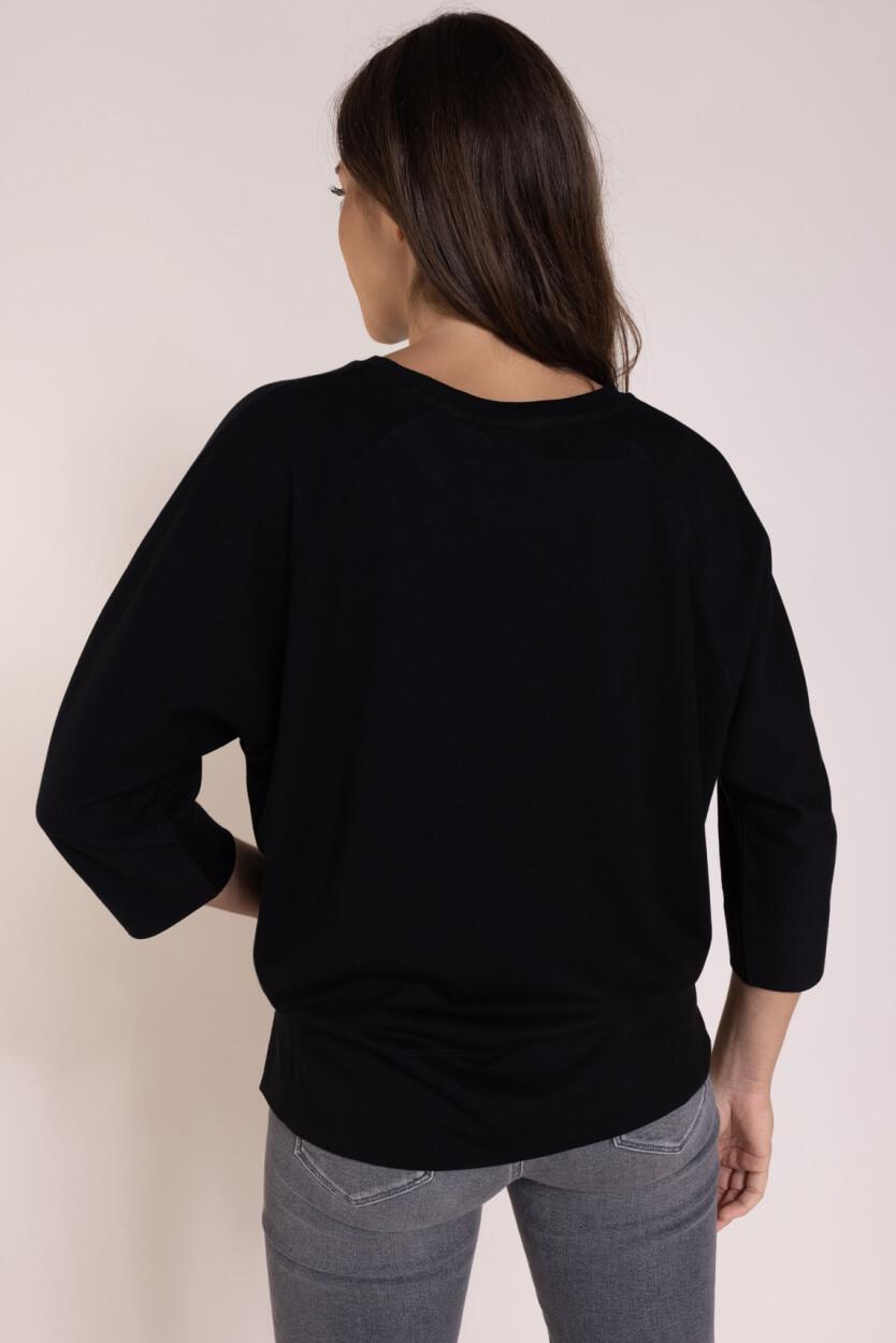 Drykorn Dames Lenilia sweater Zwart