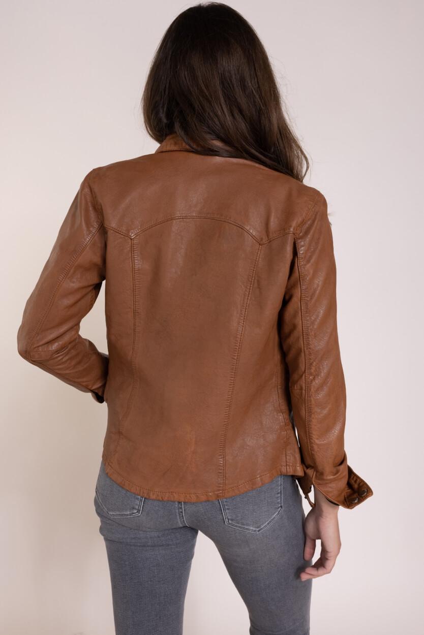 Gipsy Dames GG blouse Bruin