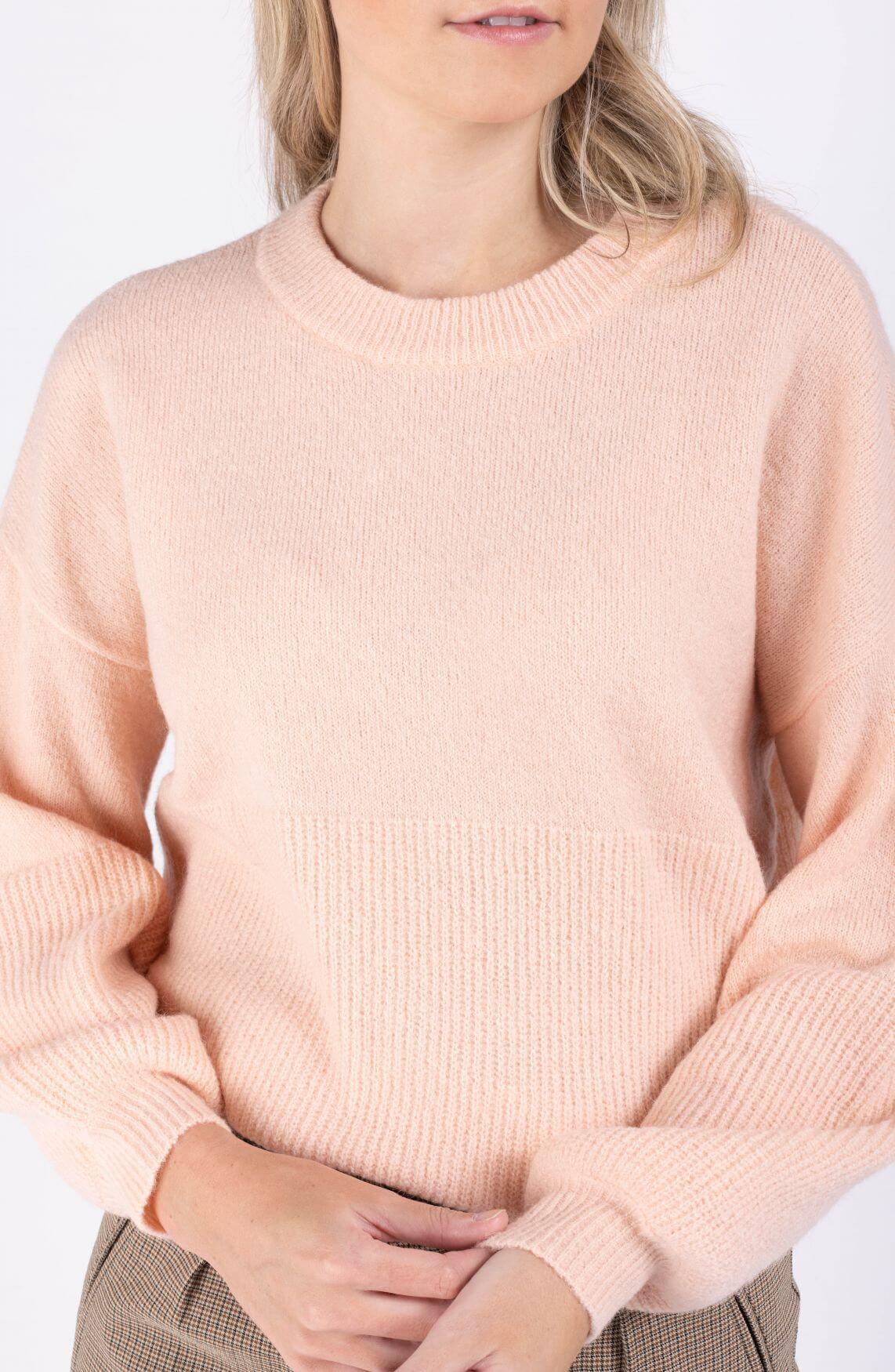 Nümph Dames Nucalamity pullover Roze