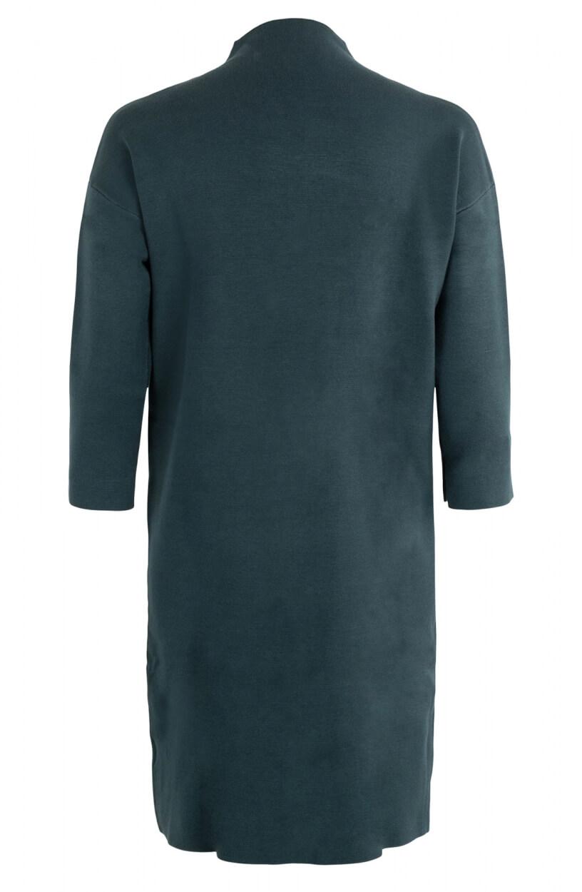 Emotions Dames Gebreide jurk Groen