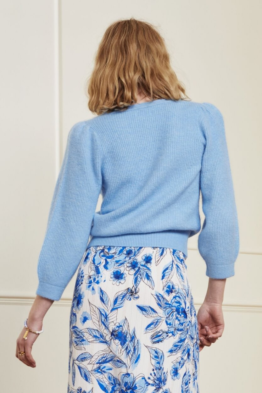 Fabienne Chapot Dames Sally vest Blauw