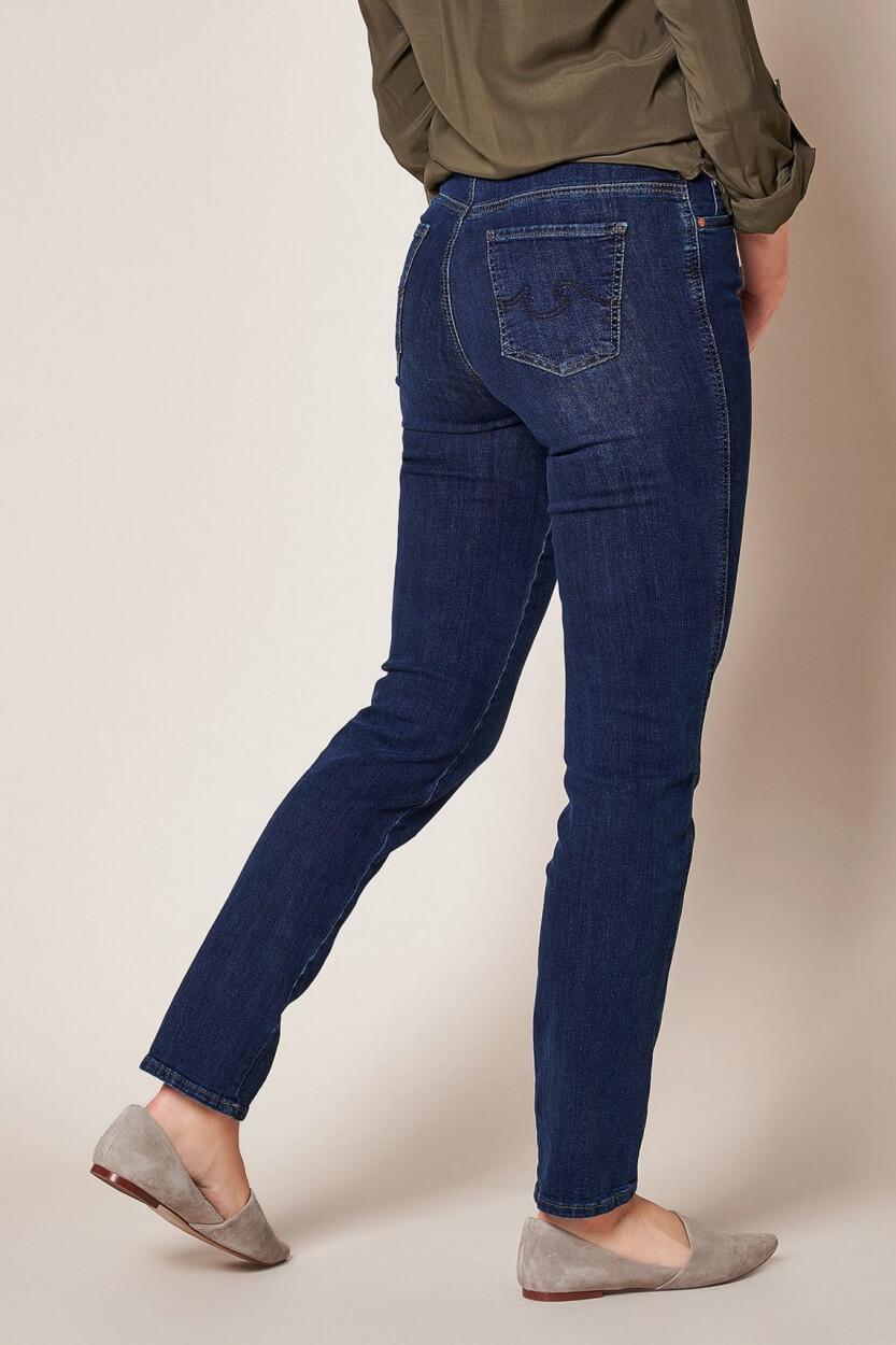 Rosner Dames L30 Audrey bodyshaping jeans Blauw