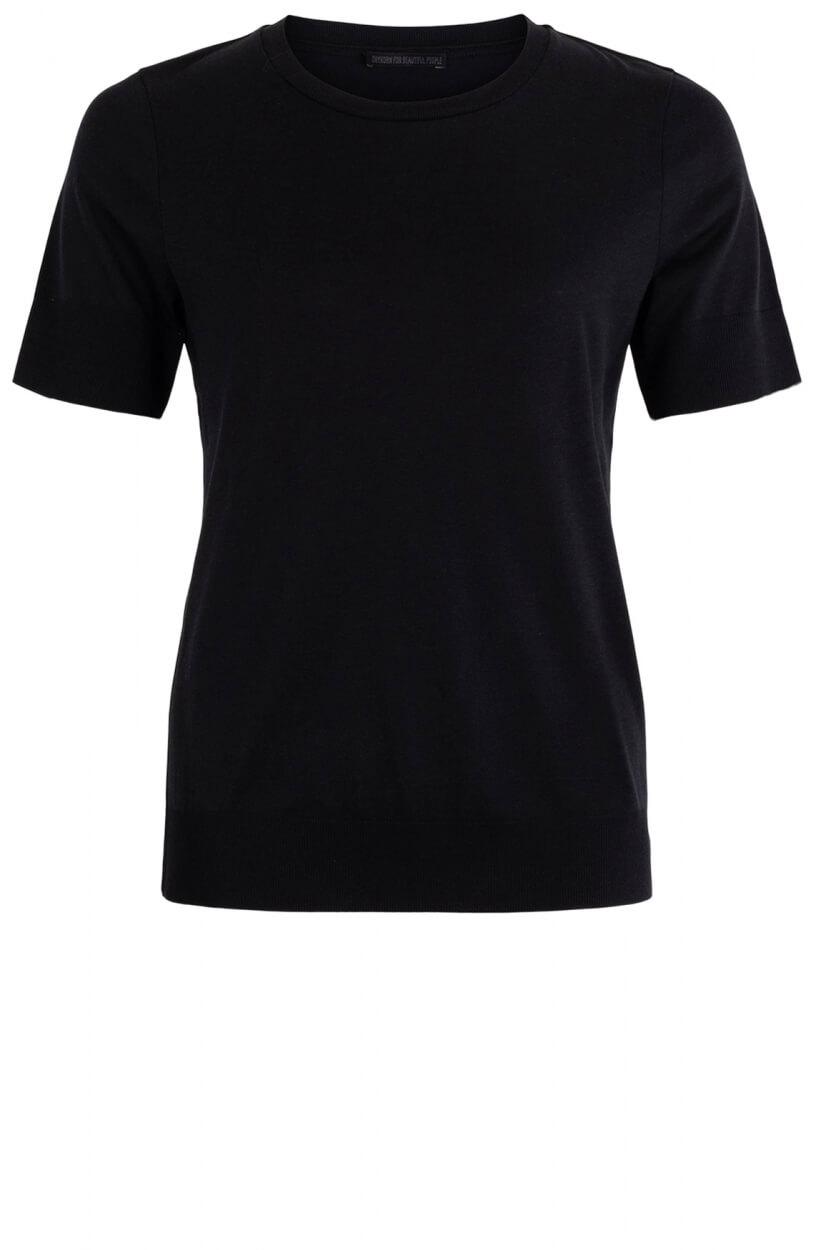 Drykorn Dames Fammy shirt Zwart