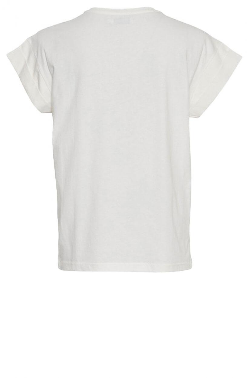 Moss Copenhagen Dames Alva shirt Wit