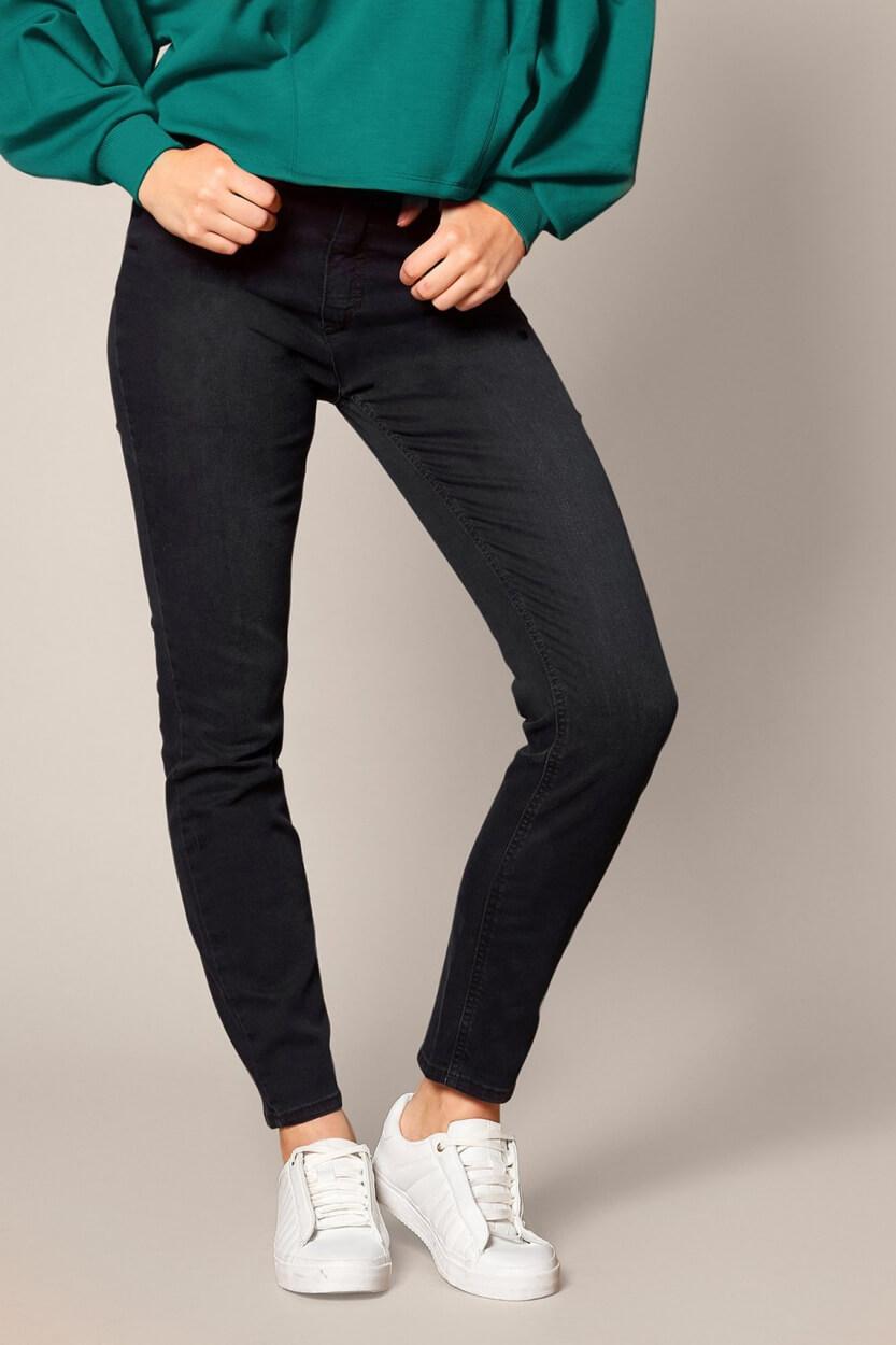 Rosner Dames L30 Audrey jeans Zwart