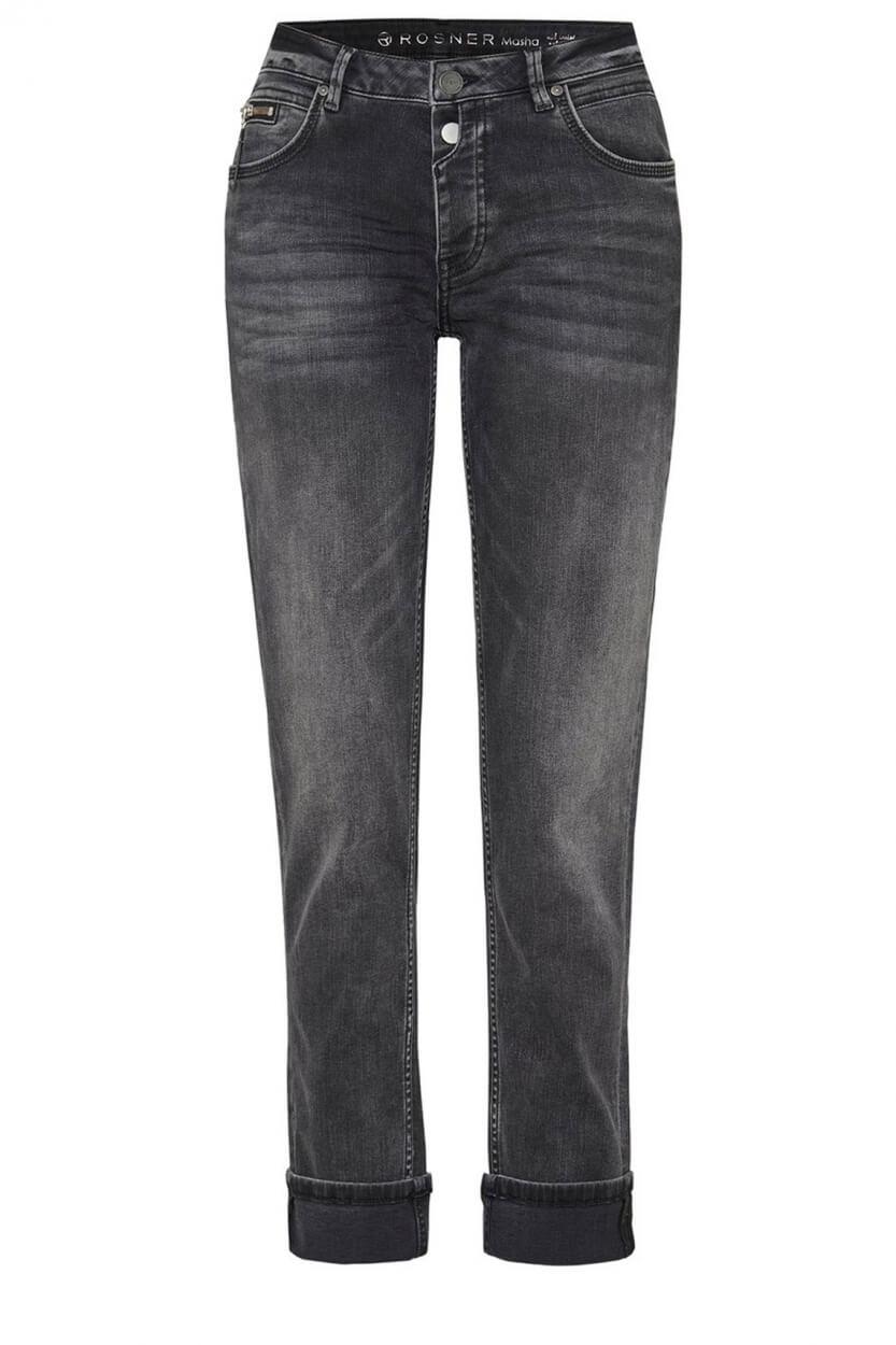 Rosner Dames L30 Masha jeans Zwart