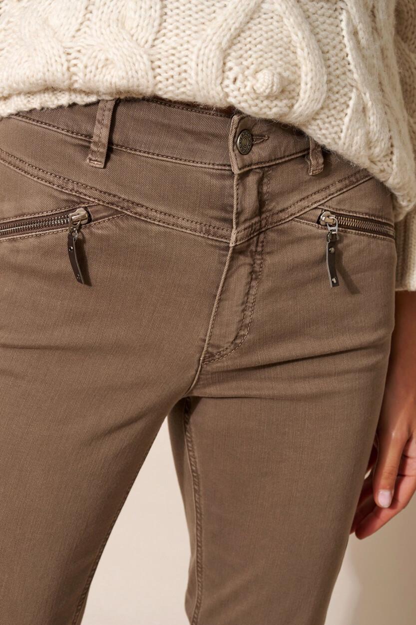 Rosner Dames L30 Audrey jeans Bruin