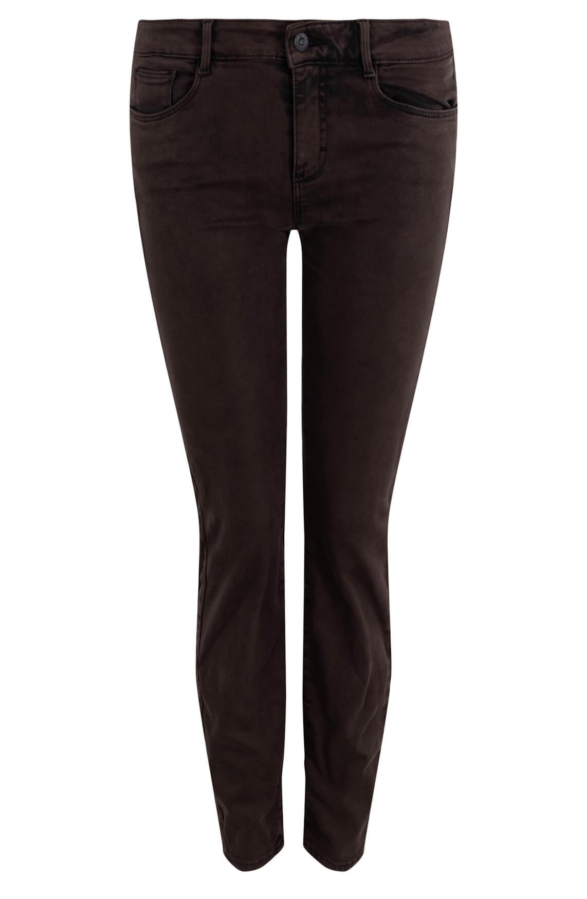 Brax Finest Dames Ana jeans Bruin