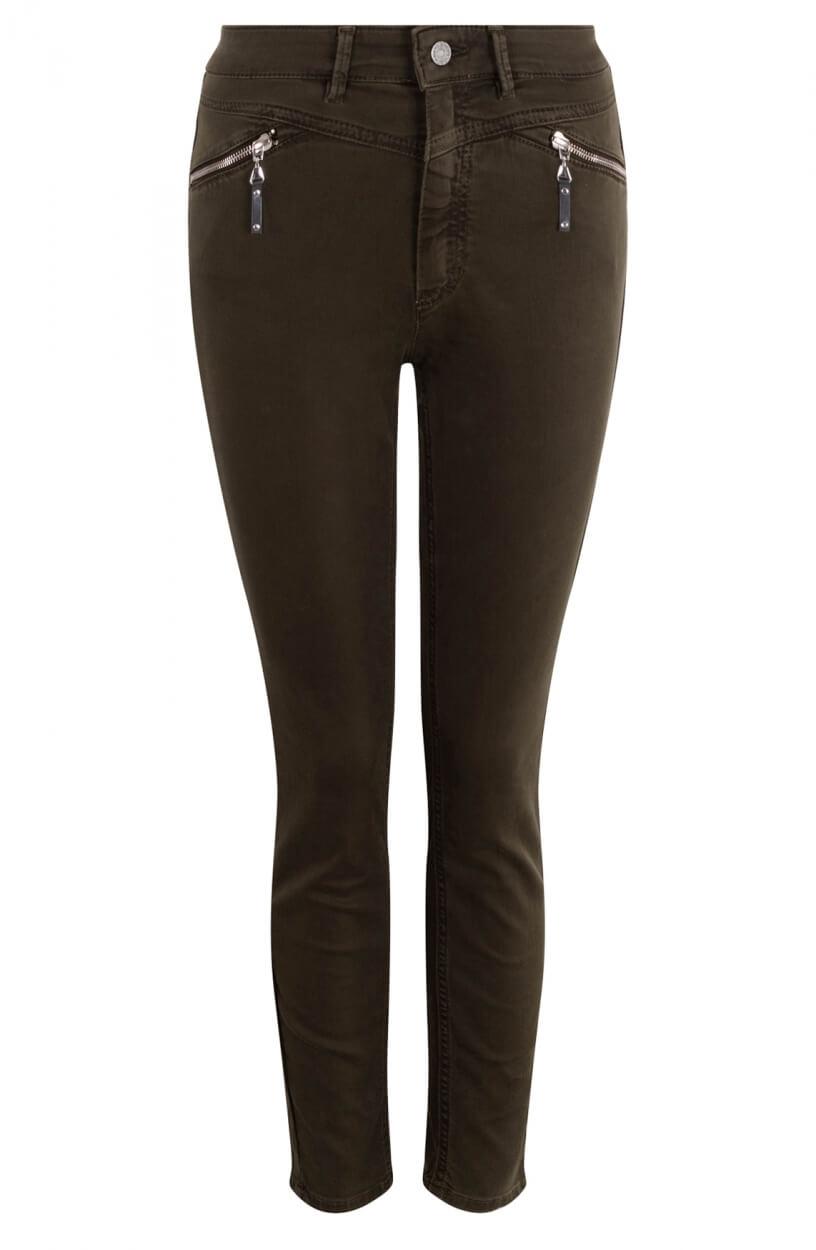 Rosner Dames Audrey jeans Groen