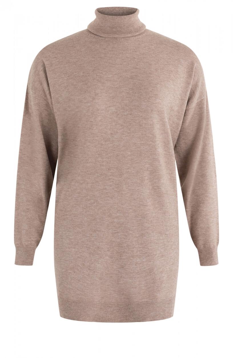 Moss Copenhagen Dames Galine Rachelle pullover Bruin