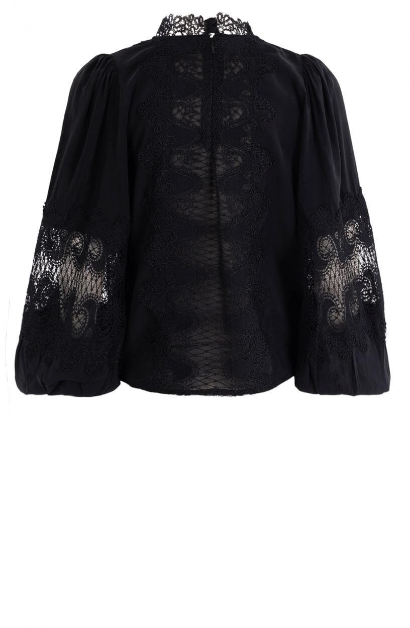 Copenhagen Muse Dames Madelyn blouse Zwart