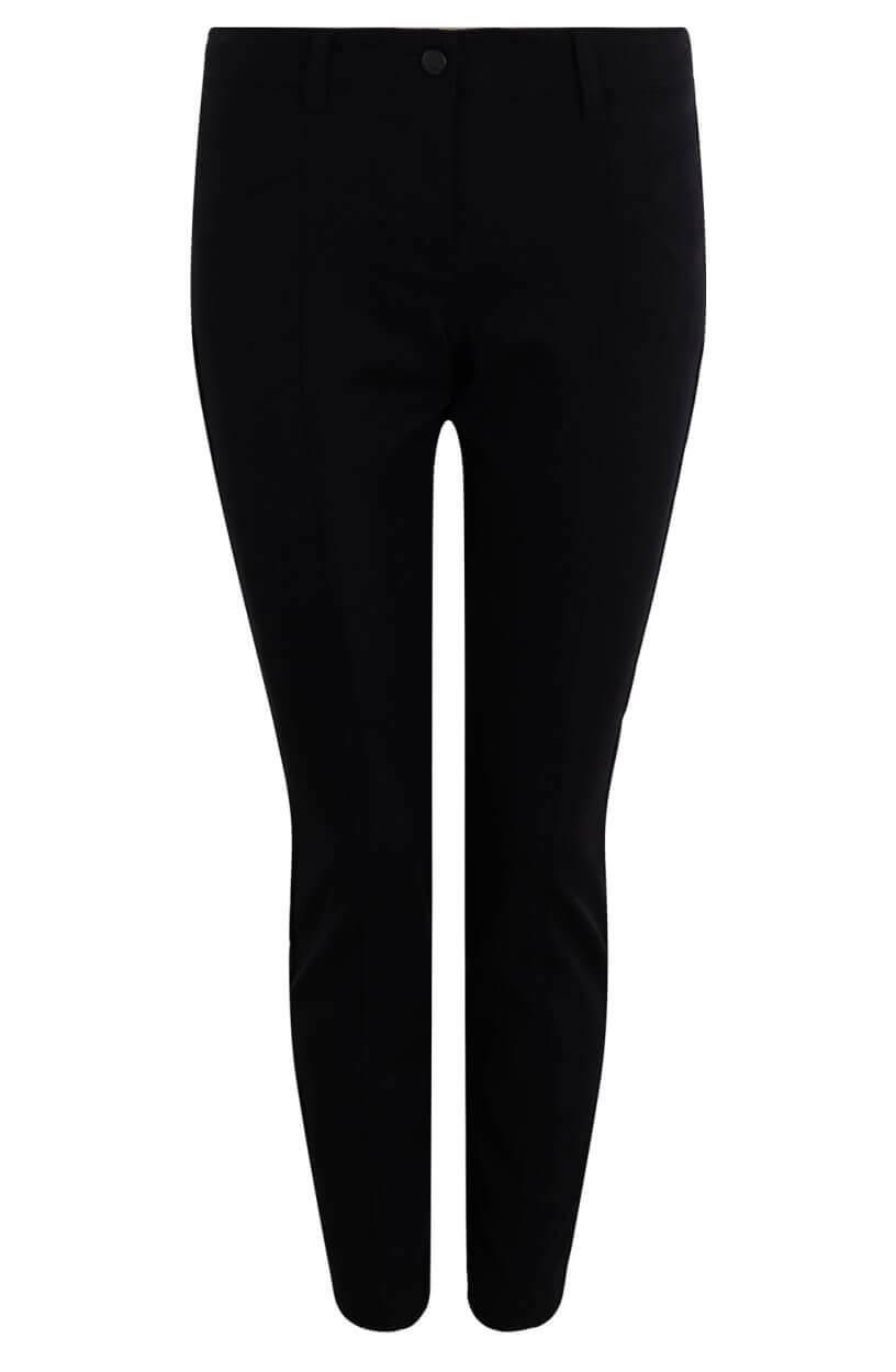 Cambio Dames Roxy broek Zwart