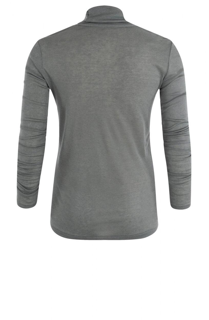 Closed Dames Shirt met col Groen