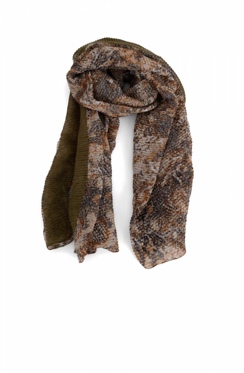 Codello Dames Wild Island sjaal Wit