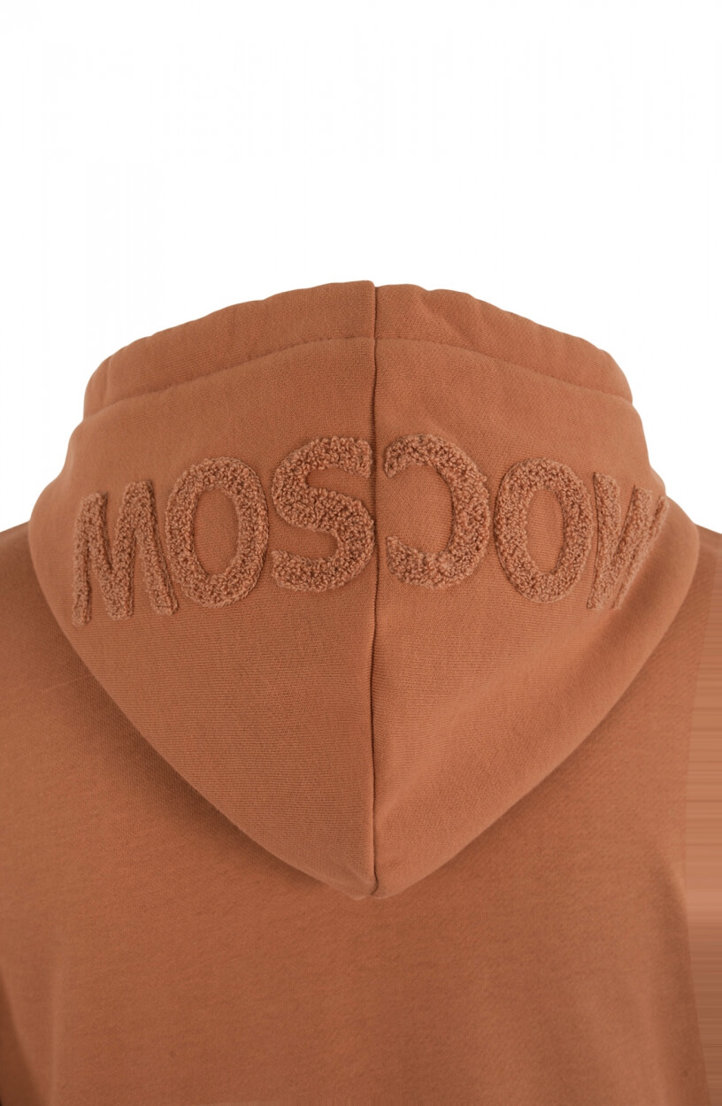 Moscow Dames Sweater Hoody Roze
