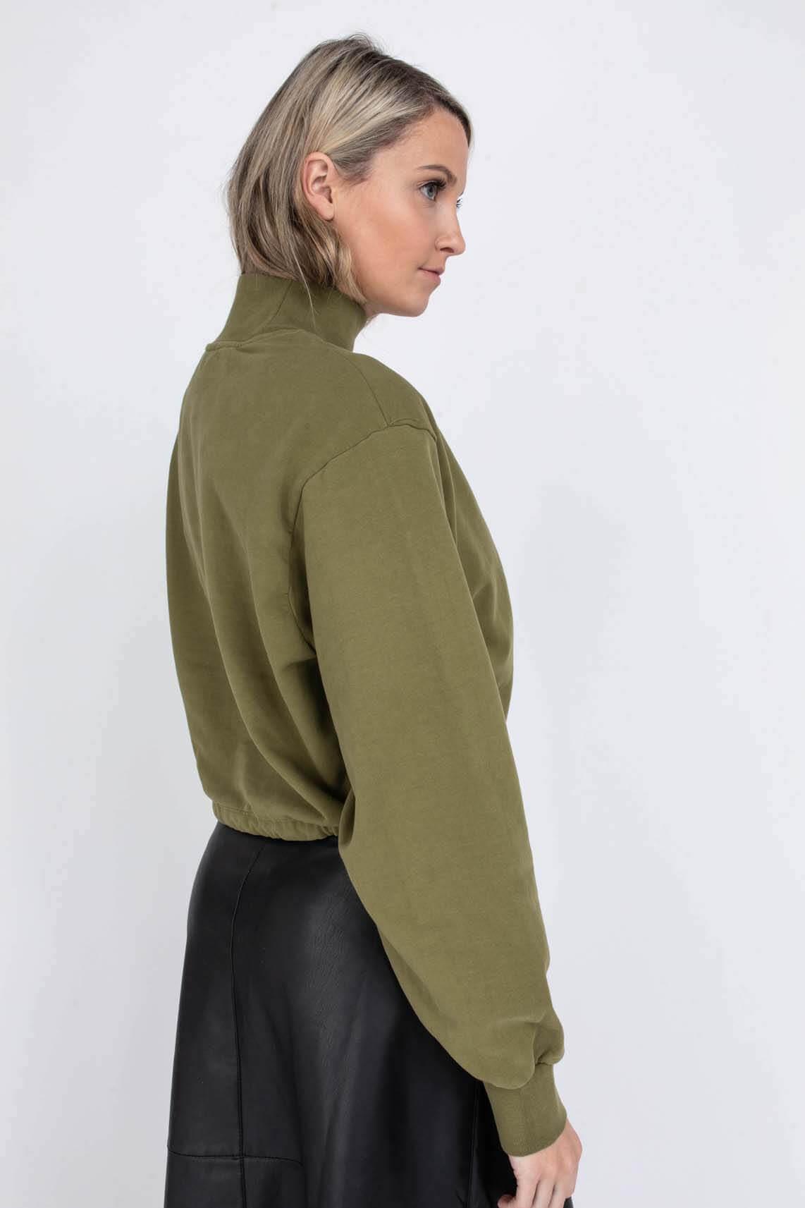 Penn & Ink Dames Sweater