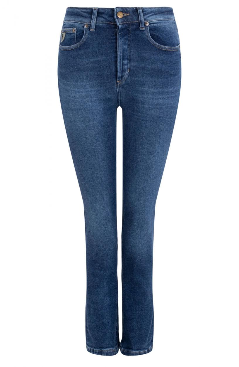 Lois Dames L32 Riko jeans Blauw