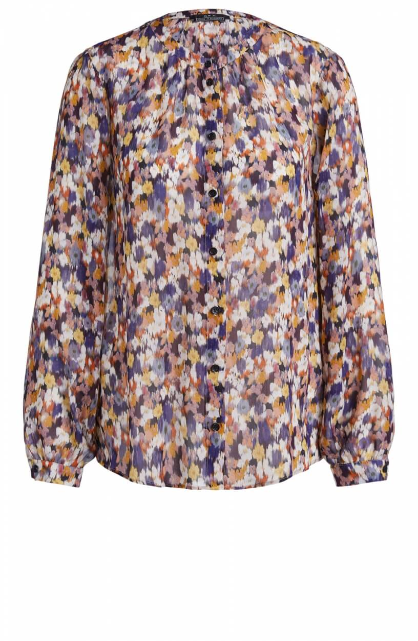Set Dames Flurry blossom blouse Paars