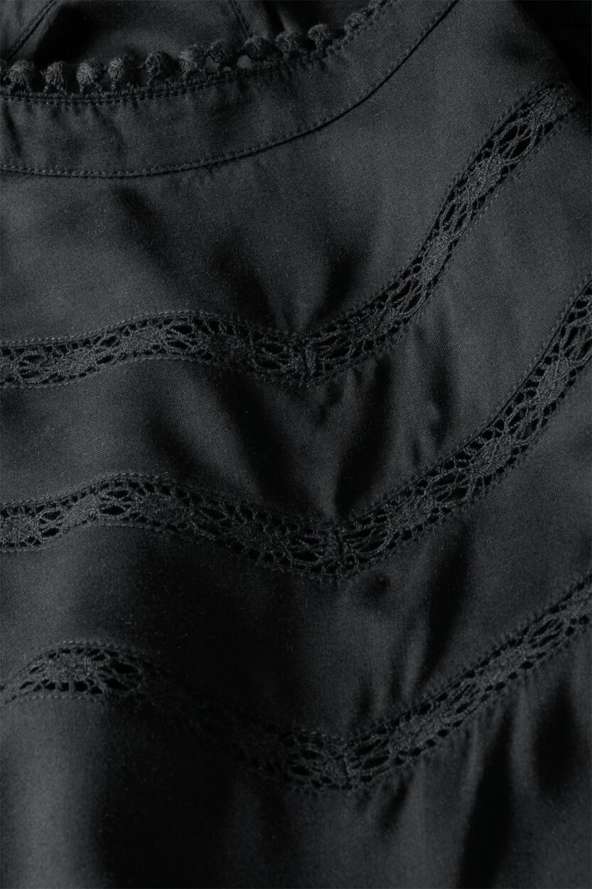 Fabienne Chapot Dames Pomme blouse Zwart