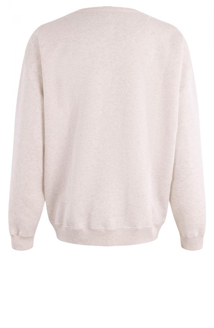 10 Days Dames Logo sweater Grijs