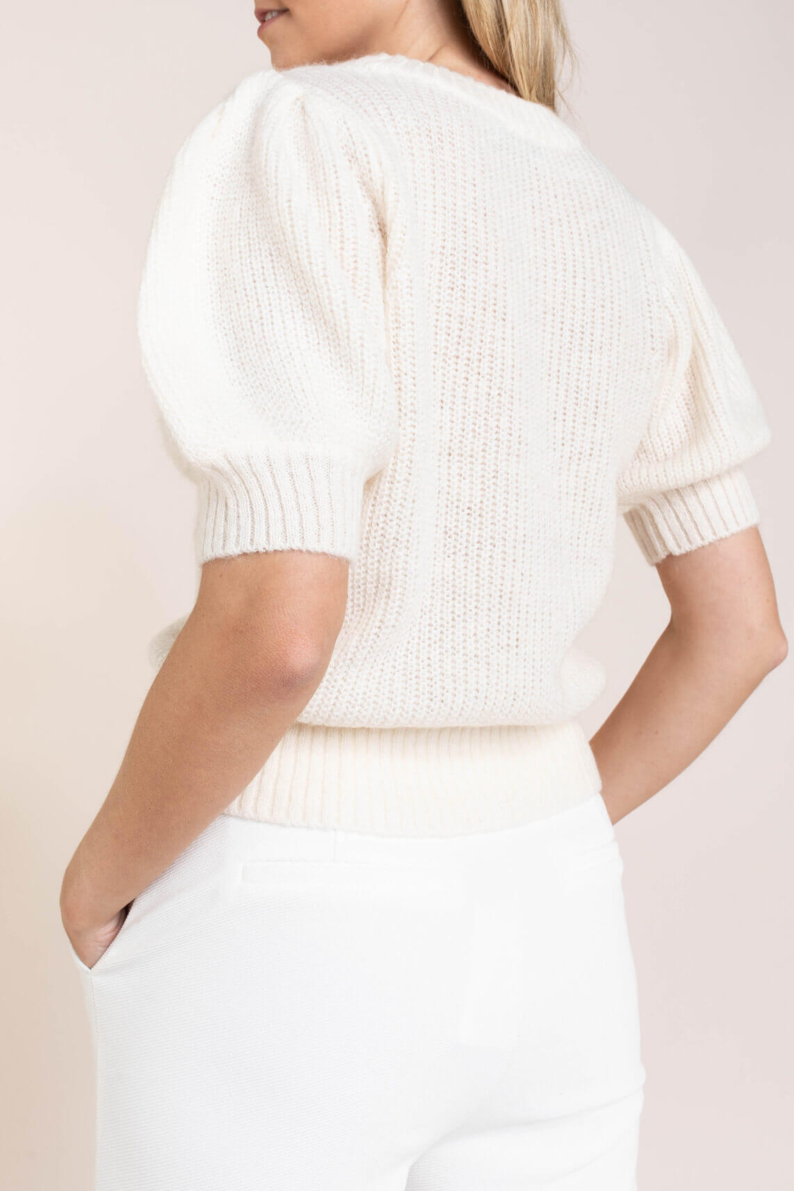 Copenhagen Muse Dames Diva pullover Geel