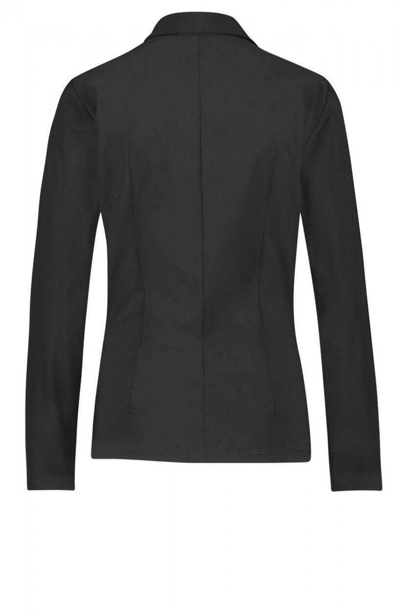 Jane Lushka Dames Sesil blouse Zwart
