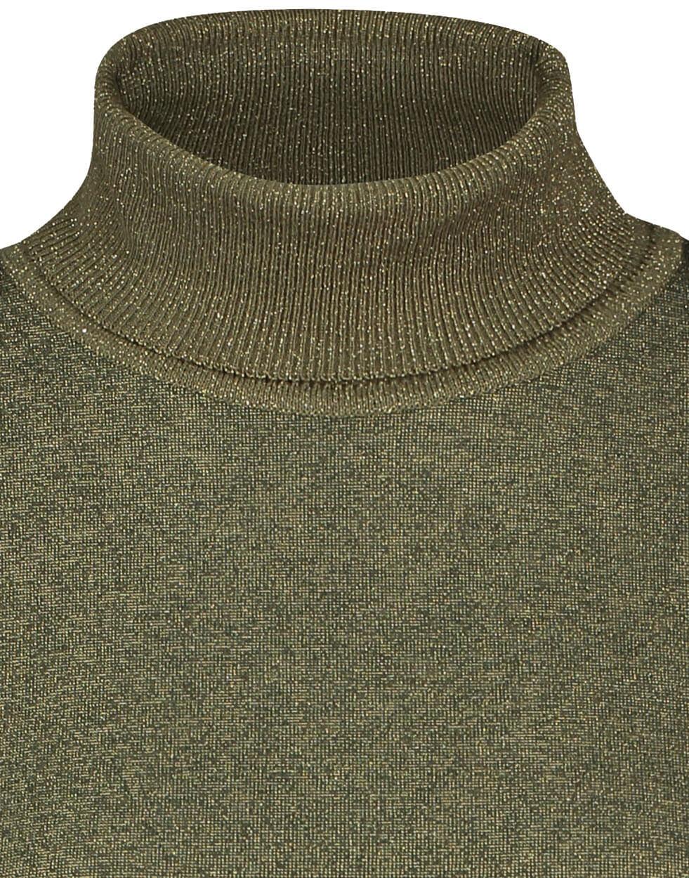 Jane Lushka Dames Josh shirt Groen