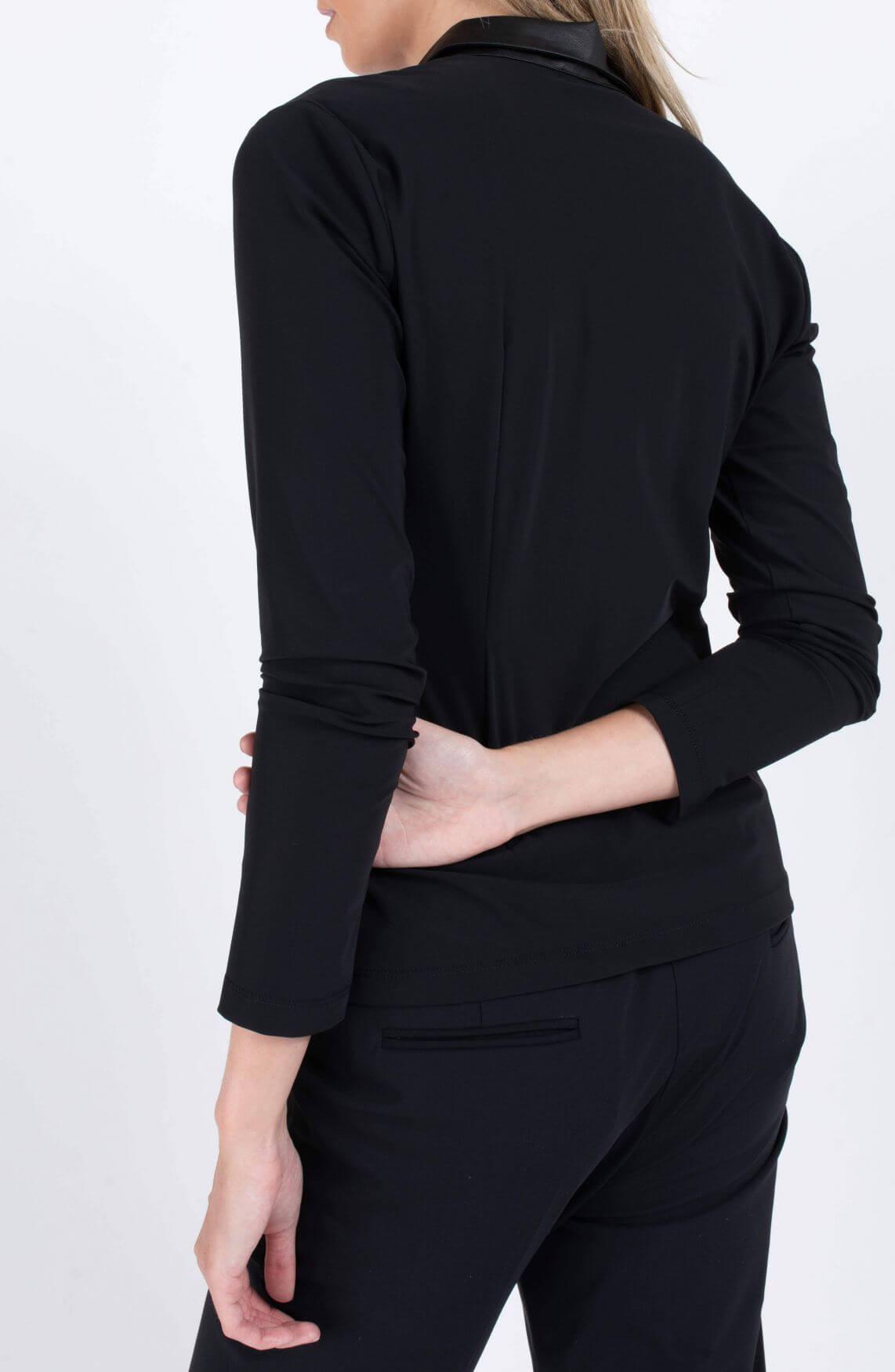 Jane Lushka Dames Kikkie blouse Zwart