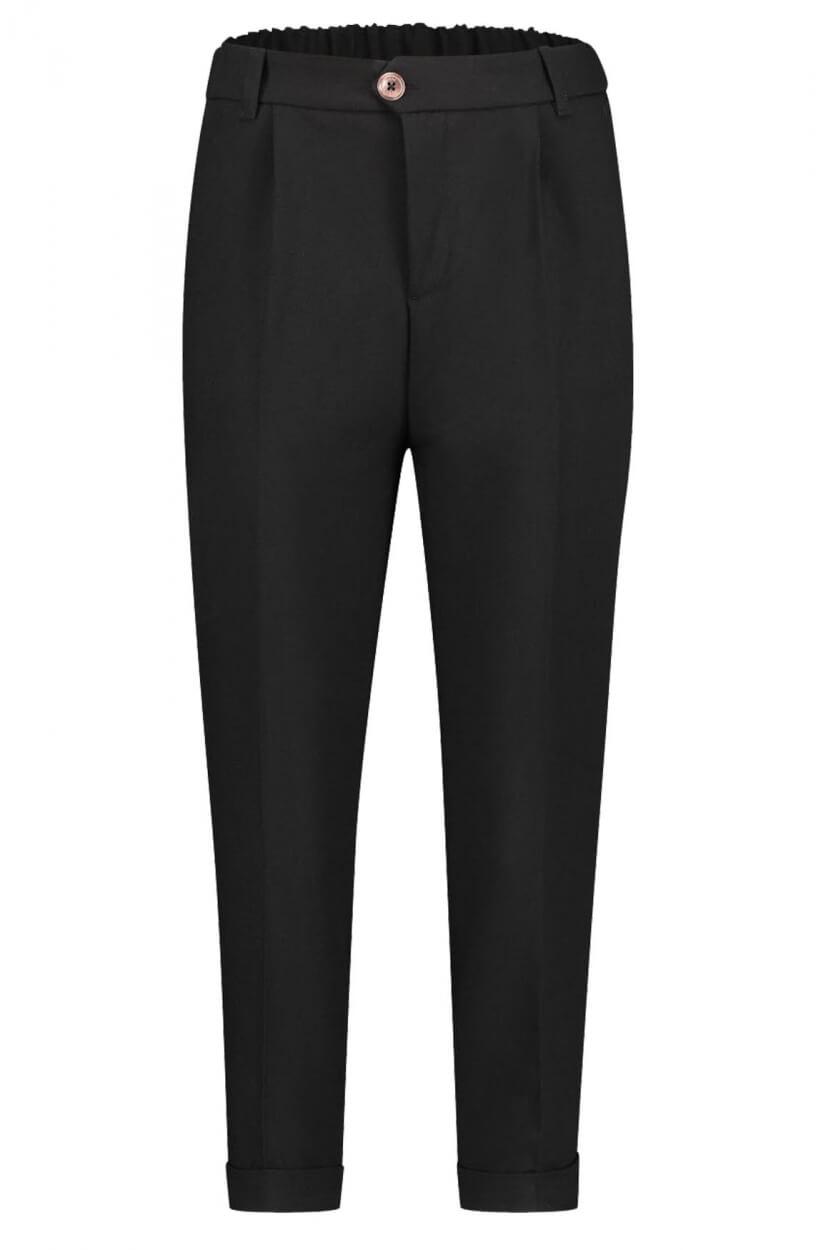 Jane Lushka Dames Oslo broek Zwart