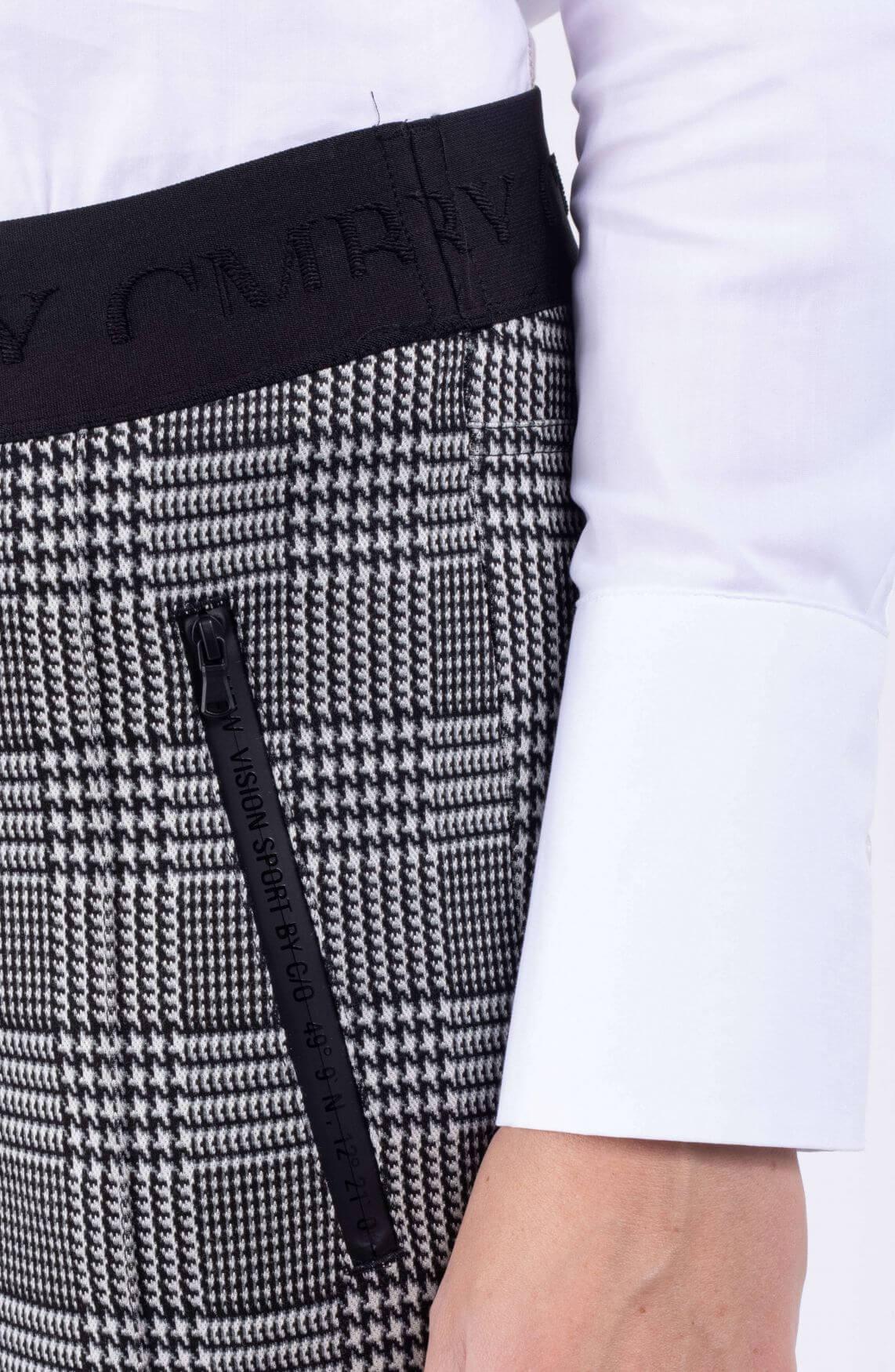 Cambio Dames Ranee broek Zwart