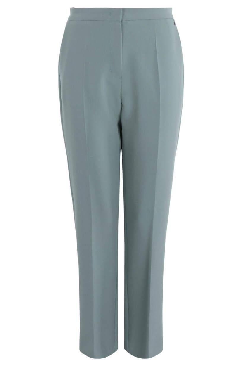 Anna Dames Pantalon Groen