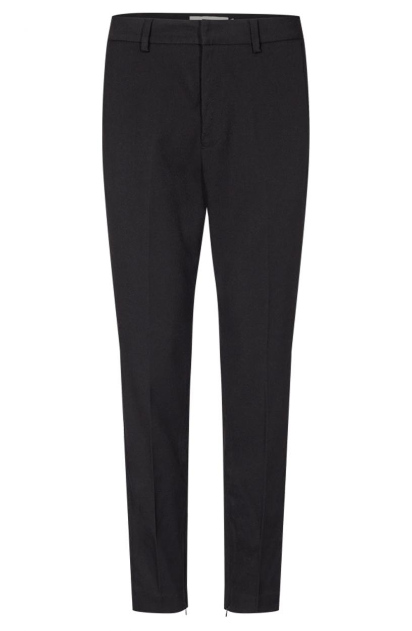 Copenhagen Muse Dames Tailor broek Zwart
