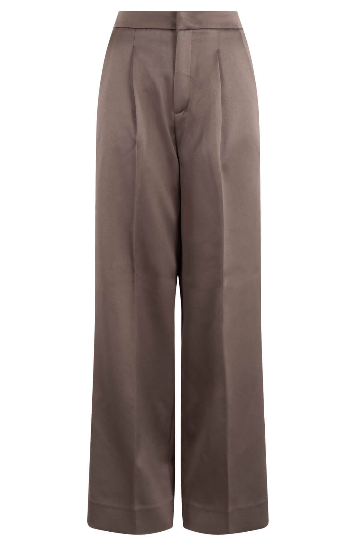 Copenhagen Muse Dames Shine pantalon Groen