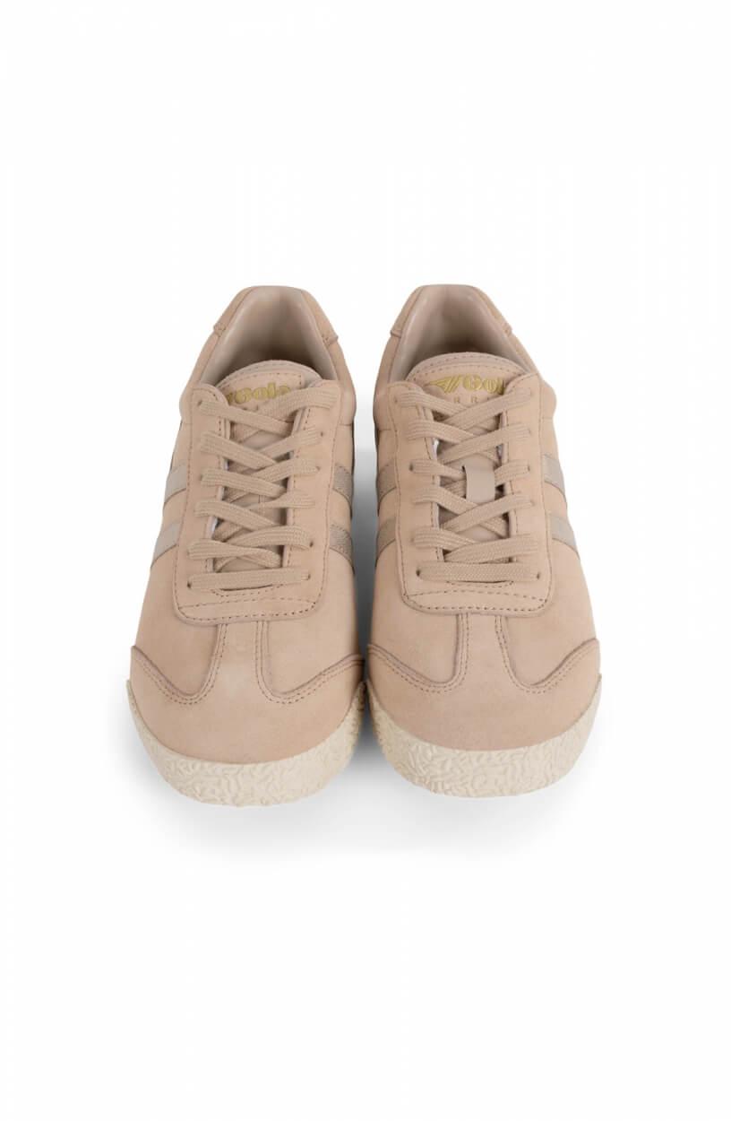Gola Dames Harrier sneaker Bruin