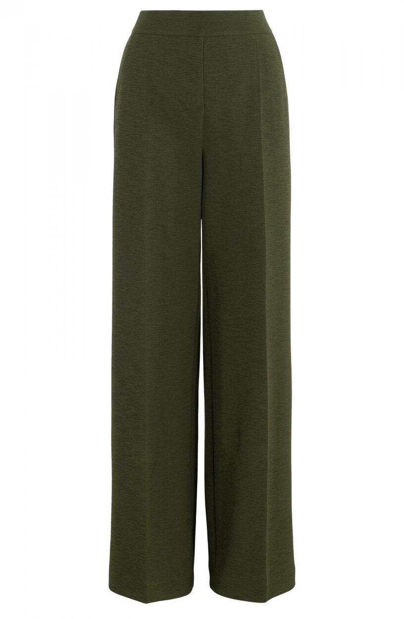 Ana Alcazar Dames Wijde pantalon Groen
