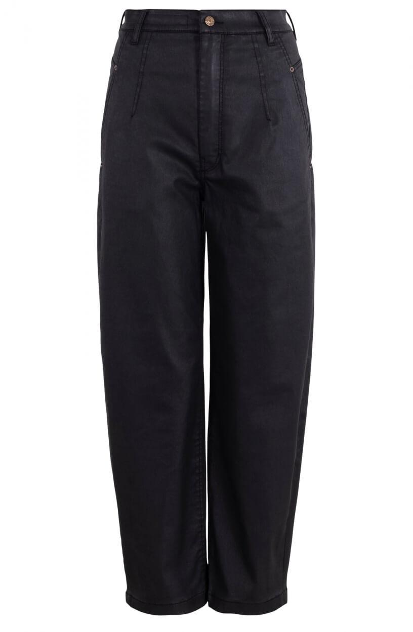 Drykorn Dames Mind broek Zwart