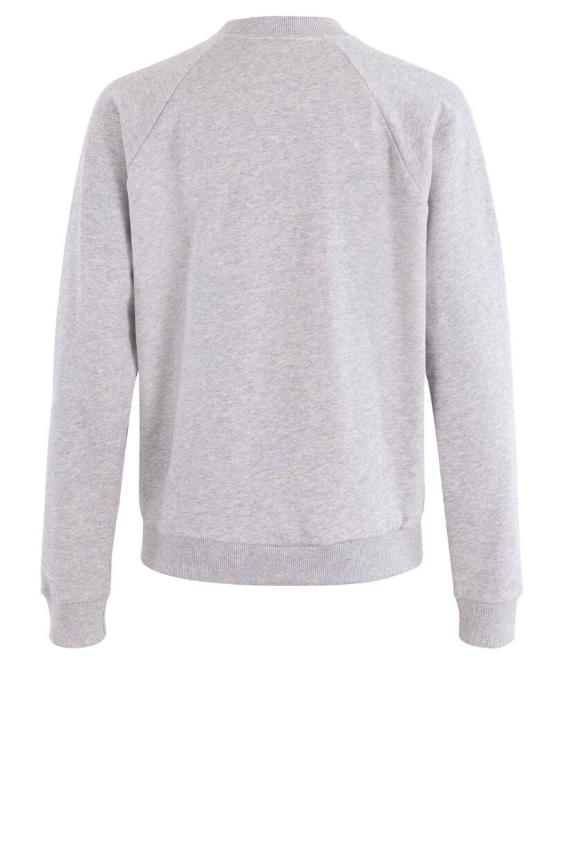 Lois Dames Iris sweater Grijs